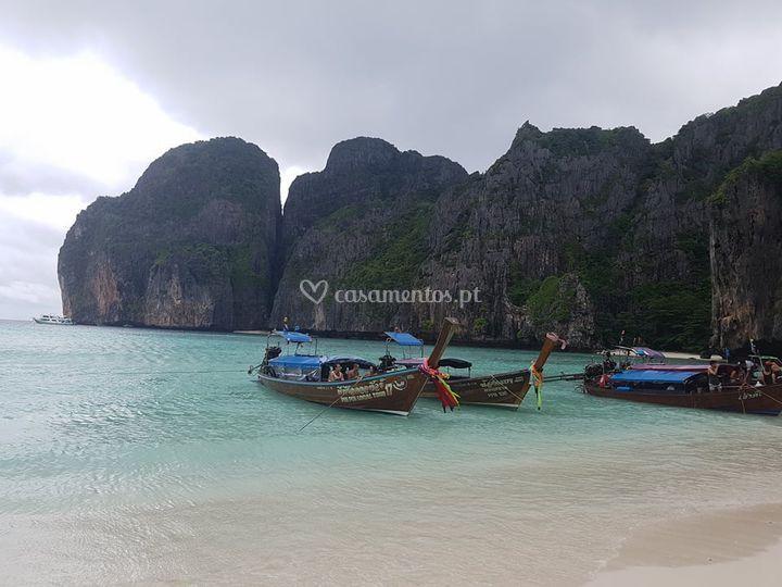 Tailândia - Maya beach