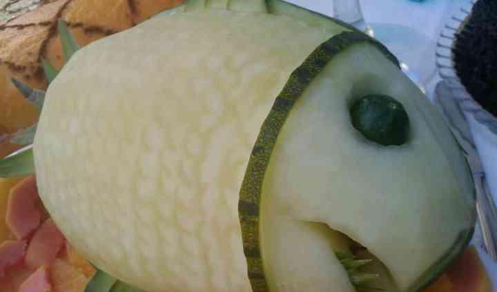 Frutas trabalhadas