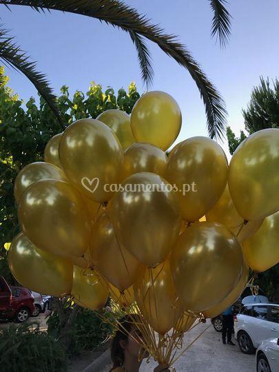 Balões p todas comemorações