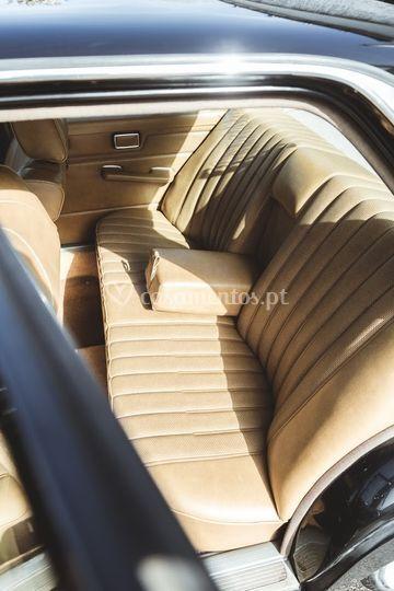 Mercedes 240D W115 Europeu