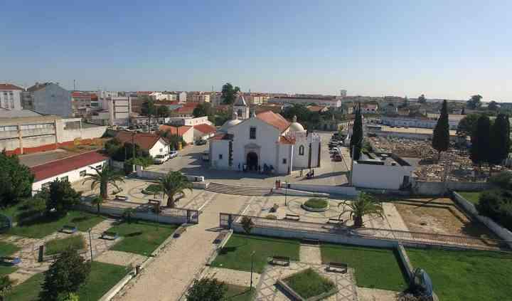 Igreja by drone