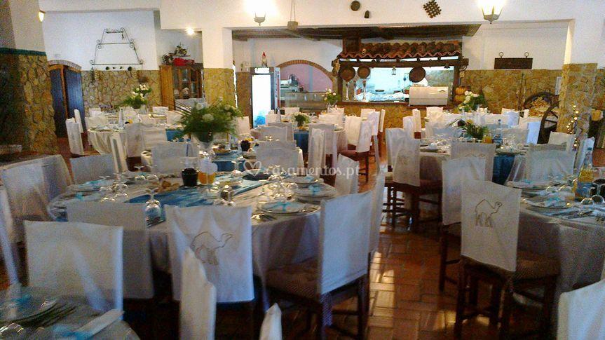 Sala para casamentos