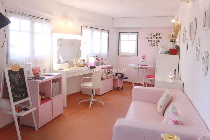 O atelier da noiva