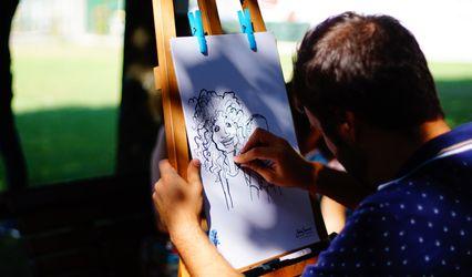 João Serrano Art - Caricaturas