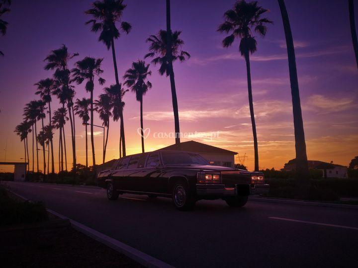 Cadillac DeVille Limo