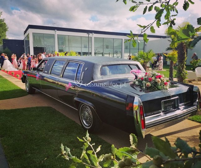 Cadillac DeVille Limo