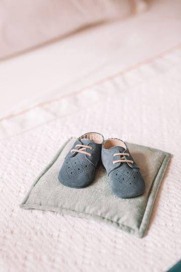 Sapatinhos bebé cerimónia