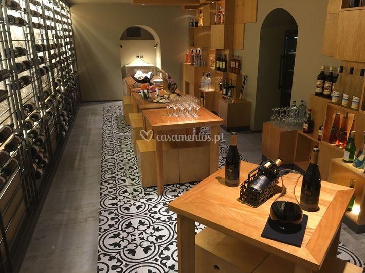 Premium winehouse