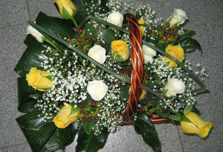 Florista Fresias