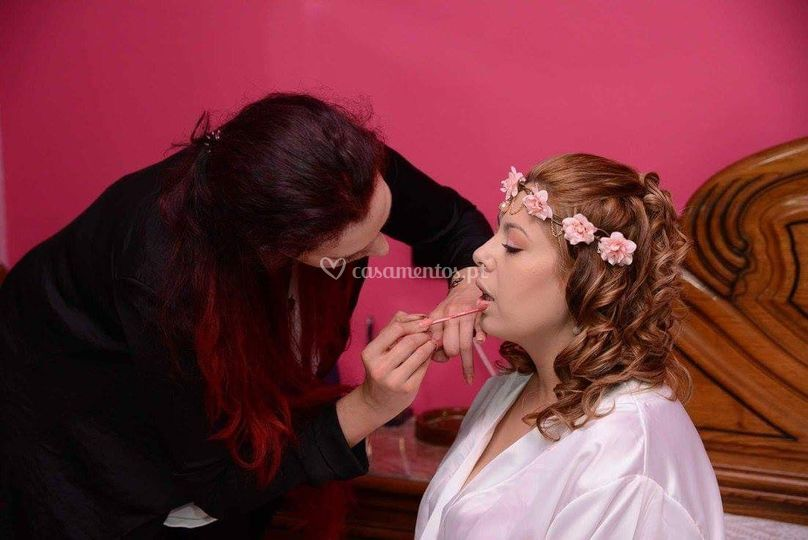 Serviço de noiva
