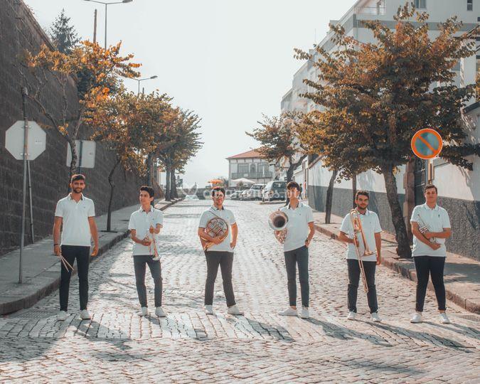 Grupo em Monção