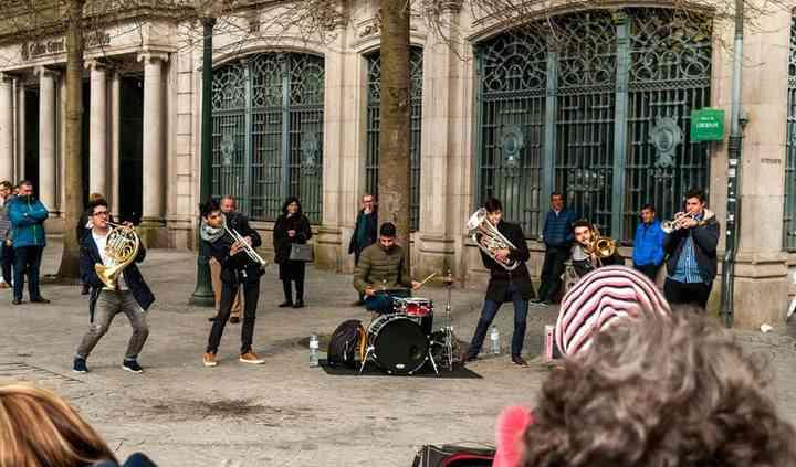 Concerto ruas do Porto