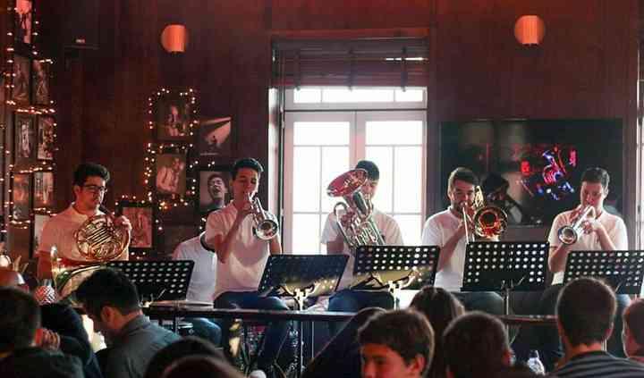 Concerto no Baluarte Bar
