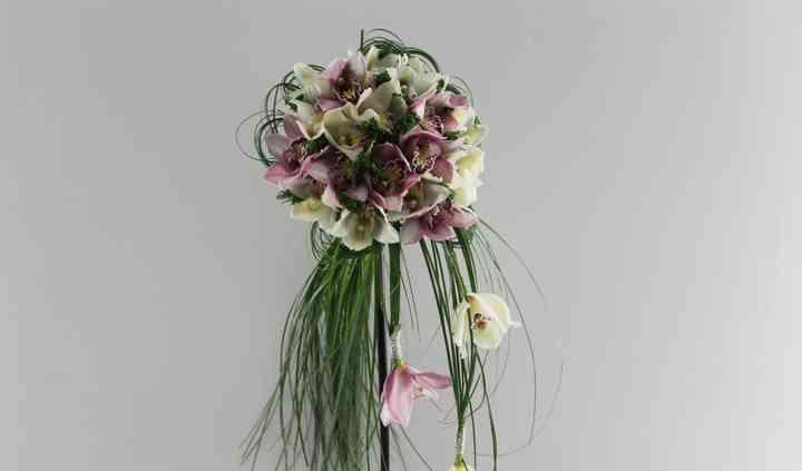 Bouquet de noiva delicado