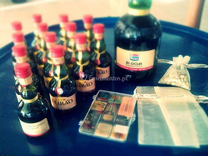 Brindes para ofertas