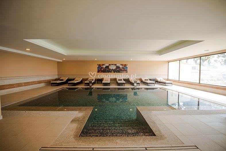 Spa - piscina interior