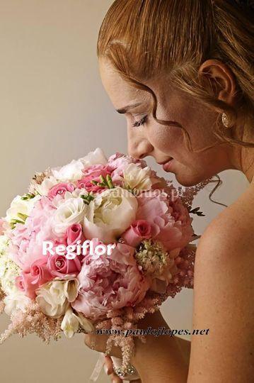 Bouquet de peôneas