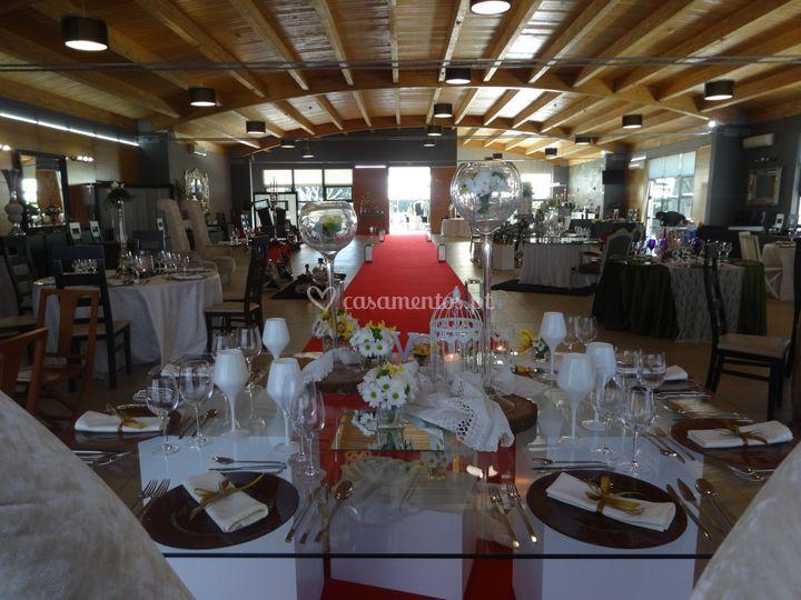 Feira noivos dão catering