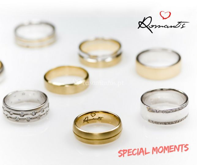 Alianças Romantis