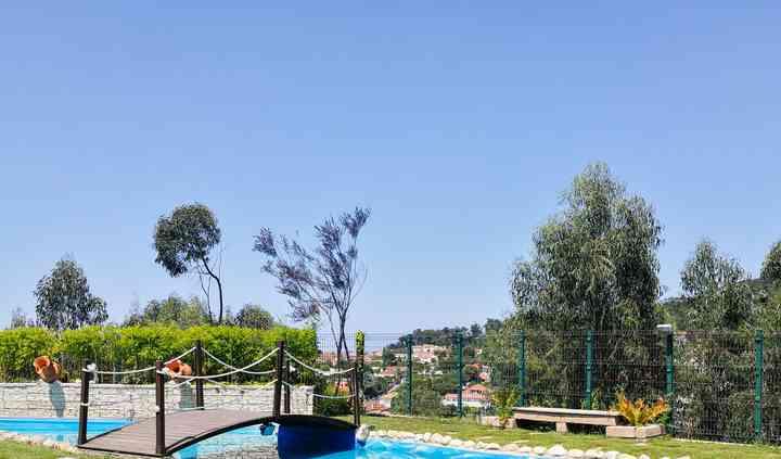 Jardim - lago