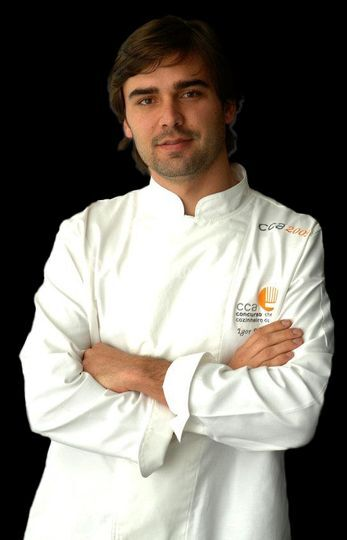 Chef Igor Martinho