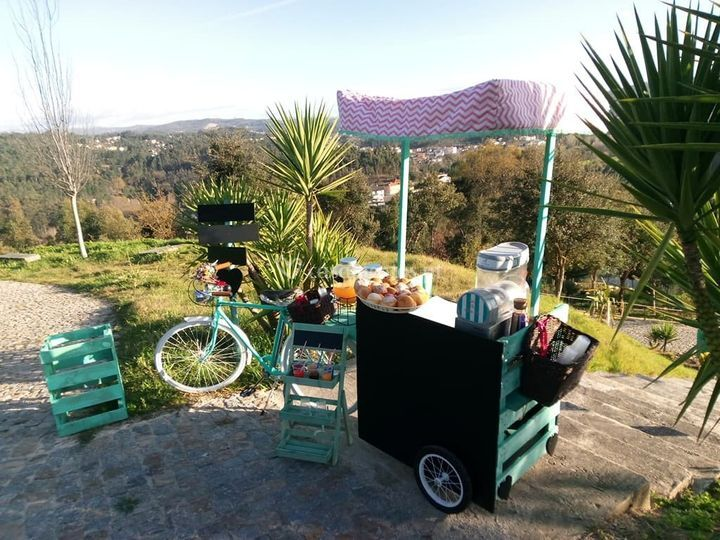 Bike's the Candy Bar