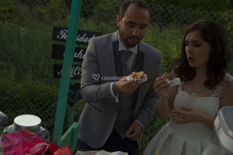 Sandra & Pedro