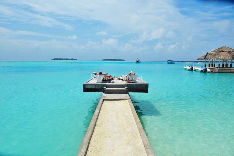 Lua de mel perfeita - maldivas