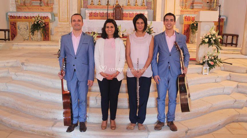 Quarteto Alliance - 05-10-2019