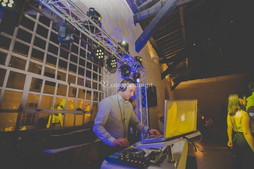 DJ Nuno Rodrigues