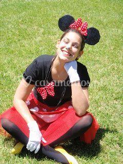 Uma Minnie muito querida