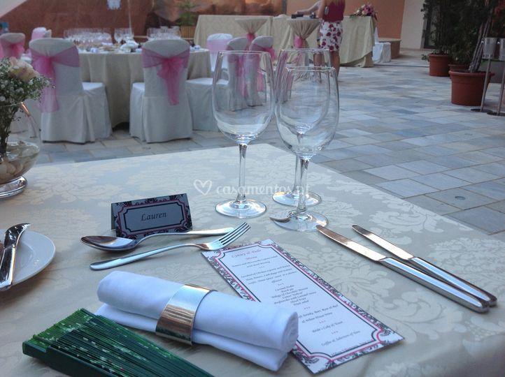 Pormenor mesa