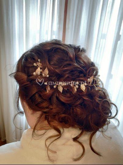 Noiva S Hairstyle