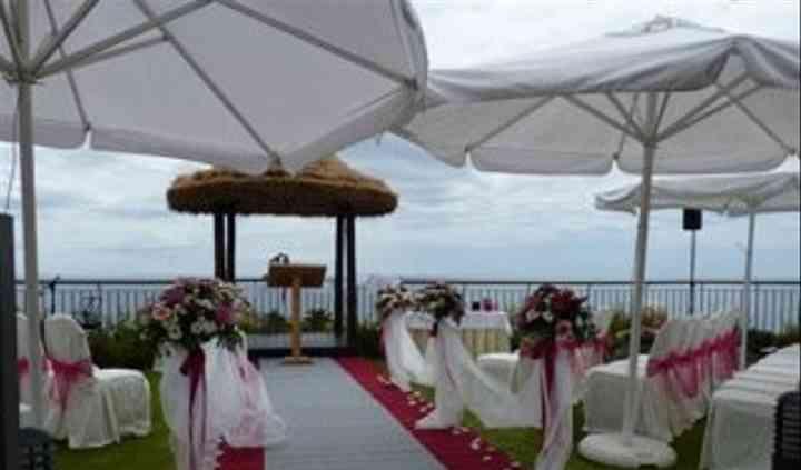 Casamento Hotel Cliff Bay