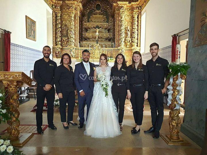 Cerimónia religiosa- Mira'19