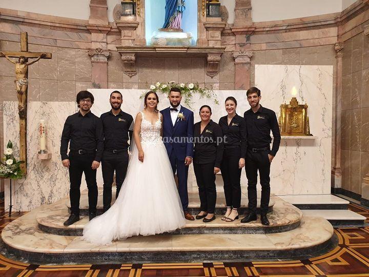 Casamento- Mogofores '19