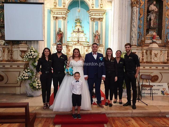 Casamento e Batismo-Mamarrosa