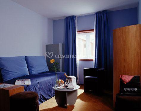 Interior de um quarto