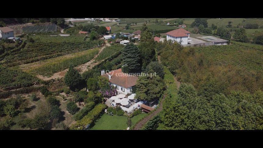 Inês + Zé Maria - Drone Shot