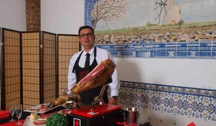 Pedro Madeira - Cortador de presunto