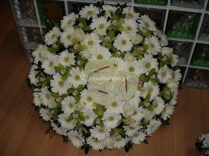 Coroa para funeral br/vd