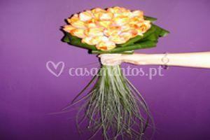 Ramo noiva tulipas