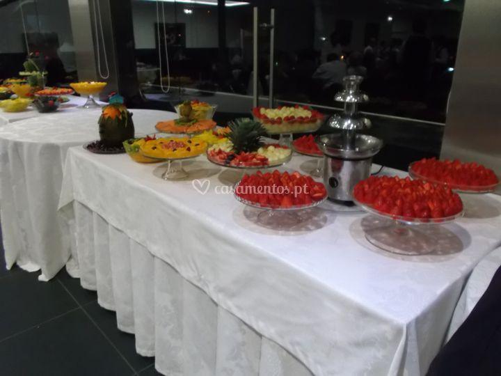 Buffet de doce