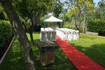 Cerimónia civil jardim rústico