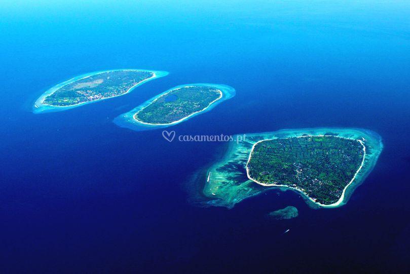 Gili Islands  Indonésia
