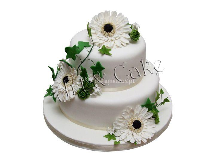 Bolo de Casamento de Art & Cake