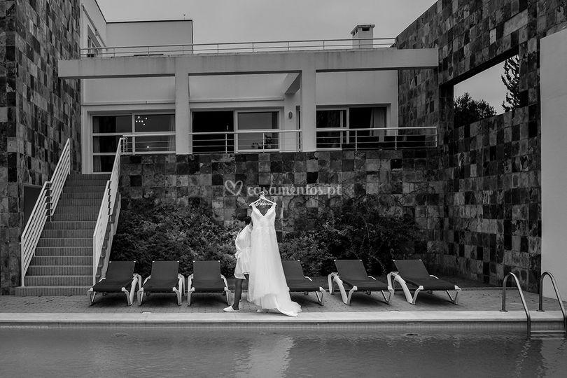 Vestir da noiva