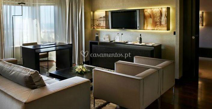 Grand palacio suite
