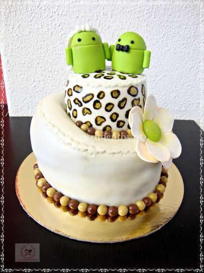 Android´s Cake