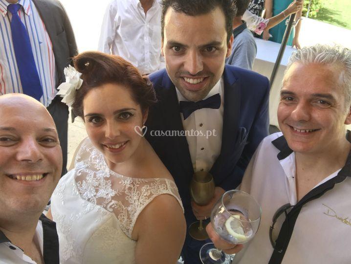 Raquel e Guilherme 29/07/2017